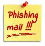 Symbol Pishing Mail